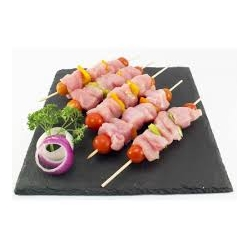 BROCHETTES DE DINDE S/AT X...